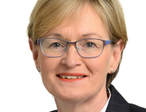 Interview with Mairead McGuinness MEP on running for EP Presidency