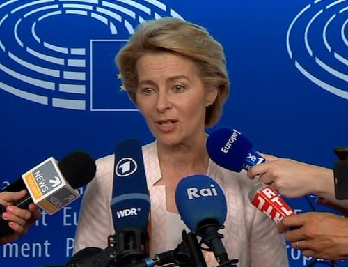 MEPs to vote on Ursula von der Leyen's nomination Tuesday
